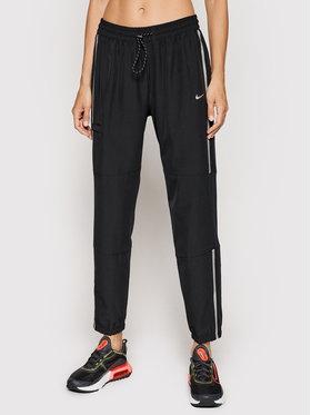 Nike Nike Παντελόνι φόρμας Pro Woven DA0522 Μαύρο Standard Fit
