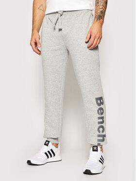 Bench Bench Spodnie dresowe Stanley 117206 Szary Regular Fit
