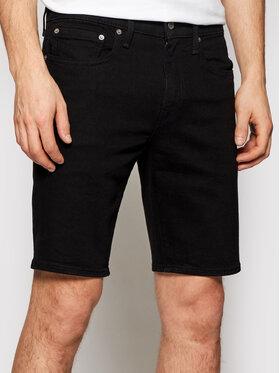 Levi's® Levi's® Szorty jeansowe 405™ 39864-0037 Czarny Standard Fit