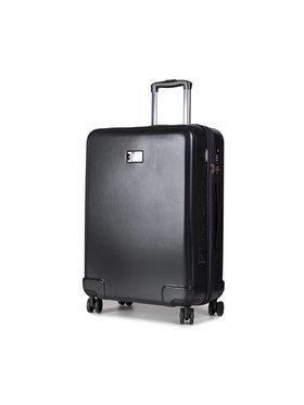 Puccini Puccini Střední Tvrdý kufr Panama PC029B 8 Černá