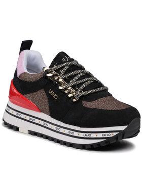 Liu Jo Liu Jo Sneakers Maxi Wonder 22 BA1065 PX027 Noir