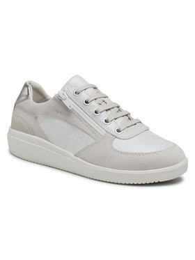 Geox Geox Sneakersy D Tahina A D04BDA 0PV22 C1352 Sivá