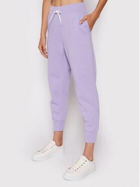 Polo Ralph Lauren Polo Ralph Lauren Spodnie dresowe 211794397020 Fioletowy Regular Fit