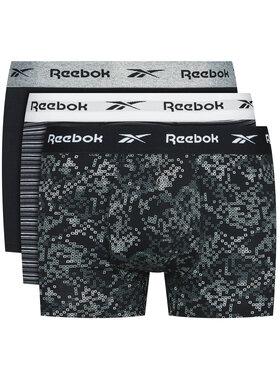Reebok Reebok Sada 3 párů boxerek Cassel F8330 Barevná