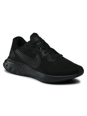 Nike Nike Обувки Renew Run 2 CU3505 006 Черен