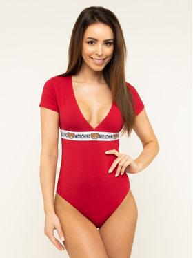 Moschino Underwear & Swim Moschino Underwear & Swim Боди A6001 9003 Червен Slim Fit