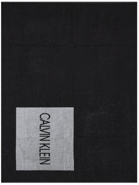 Calvin Klein Swimwear Calvin Klein Swimwear Rankšluostis KU0KU00065 Juoda