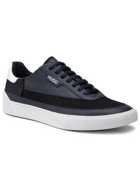 Hugo Hugo Sneakersy Zero 50455500 10226263 01 Granatowy