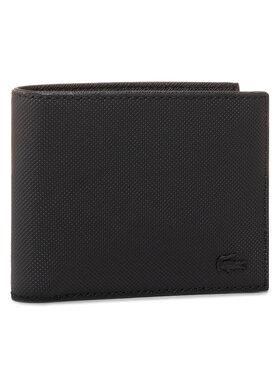Lacoste Lacoste Veľká pánska peňaženka S Billfold NH2308HC Čierna