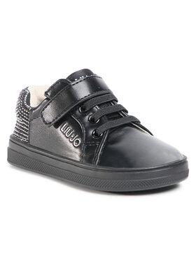 Liu Jo Liu Jo Sneakersy Mini Alicia 501 4F0303 EX014 Czarny