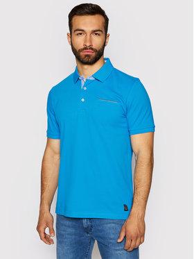 Pierre Cardin Pierre Cardin Polo marškinėliai 52084/000/11255 Mėlyna Regular Fit