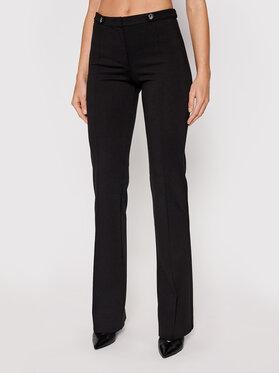 Pinko Pinko Kalhoty z materiálu Hulk 1G16Q7 1739 Černá Slim Fit