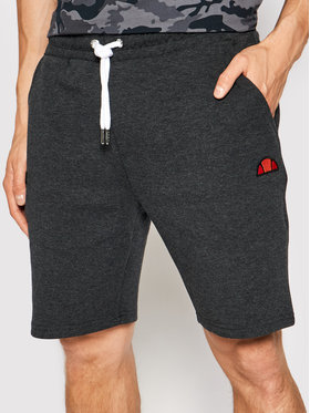 Ellesse Ellesse Pantaloni scurți sport Sydney SHC07443 Gri Regular Fit