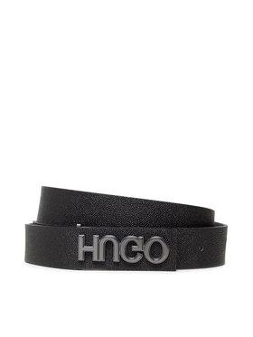 Hugo Hugo Мъжки колан Grenwich 50461733 10199089 01 Черен