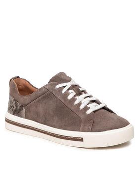 Clarks Clarks Sneakersy Un Maui Lace 261624744 Brązowy
