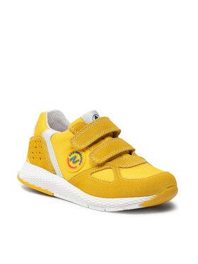 Naturino Naturino Sneakersy Isao Vl 0012015881.01.0G04 S Žlutá