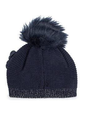 Mayoral Mayoral Rinkinys kepurė, šalikas, pirštinės 10699 Tamsiai mėlyna