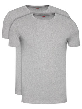 Levi's® Levi's® Set di 2 T-shirt 905055001 Grigio Regular Fit