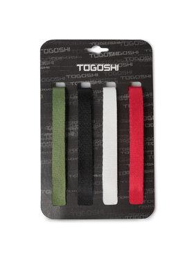 Togoshi Togoshi Zestaw sznurówek do obuwia TG-LACES-120-4-MEN-009 Kolorowy
