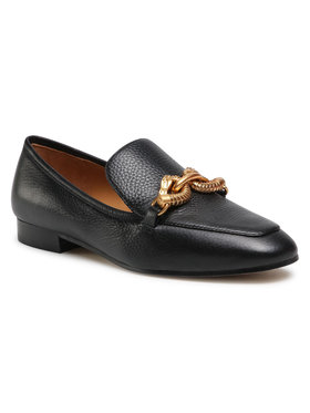 Tory Burch Tory Burch Lords Jessa 20mm Loafer 60801 Fekete