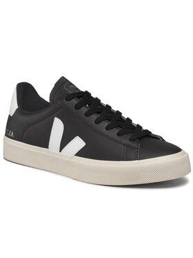 Veja Veja Sneakers Campo Chromefree CP051215B Schwarz