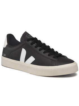 Veja Veja Sneakersy Campo Chromefree CP051215B Čierna