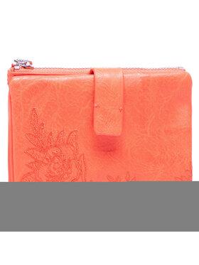 Desigual Desigual Portefeuille femme grand format 21SAYP25 Orange