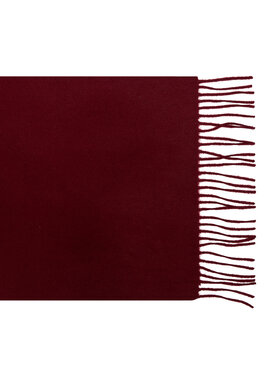 Selected Homme Selected Homme Шаль Slhtope Wool Scarf B 16038046 Бордовий