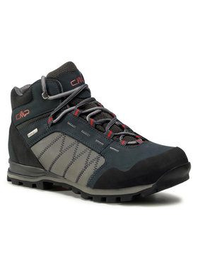 CMP CMP Παπούτσια πεζοπορίας Thiamat Mid Trekking Shoe Wp 30Q9567 Σκούρο μπλε