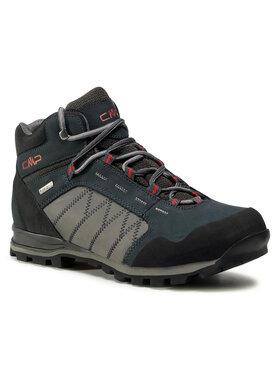 CMP CMP Туристически Thiamat Mid Trekking Shoe Wp 30Q9567 Тъмносин