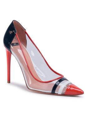 Elisabetta Franchi Elisabetta Franchi Обувки на ток SA-60B-01E1-V399 Бял