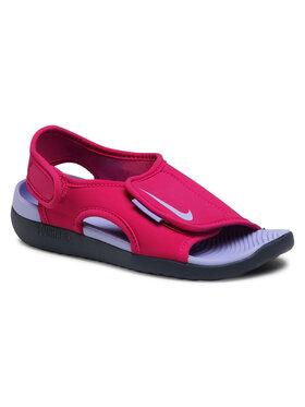 Nike Nike Sandały Sunray Adjust 5 V2 (Gs/Ps) DB9562 600 Różowy