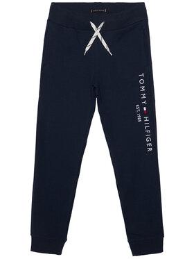 TOMMY HILFIGER TOMMY HILFIGER Pantaloni da tuta Essential KB0KB05864 D Blu scuro Regular Fit