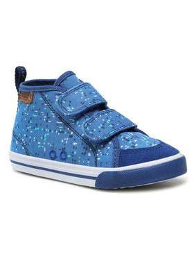 Reima Reima Šnurovacia obuv Huvitus 569335 Modrá
