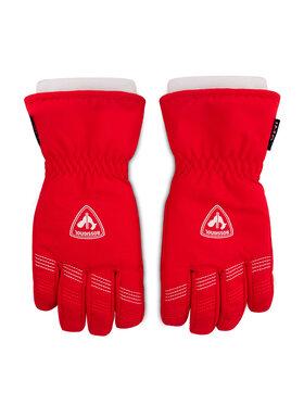 Rossignol Rossignol Lyžiarske rukavice RLJYG02 Červená