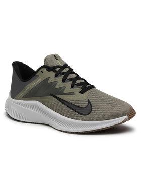Nike Nike Boty Quest 3 CD0230 300 Zelená