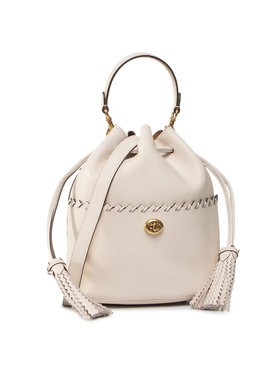 Coach Coach Sac à main Whpstch Lora Bucket 651 B4/HA Beige