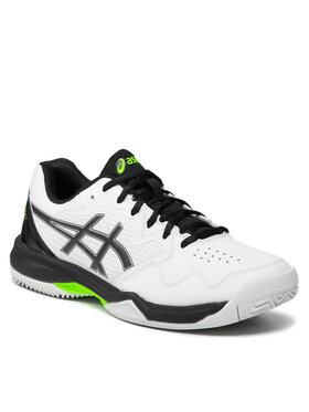 Asics Asics Pantofi Gel-Dedicate 7 Clay 1041A224 Alb