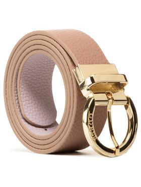 Guess Guess Dámský pásek Alby Belts BW7420 VIN35 Růžová