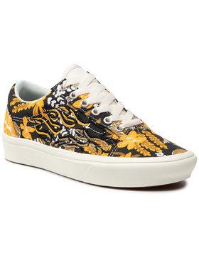 Vans Vans Πάνινα παπούτσια Comfycush Old Sko VN0A3WMA4B91 Κίτρινο