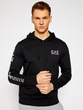 EA7 Emporio Armani EA7 Emporio Armani Sweatshirt EA7 EMPORIO ARMANI 3KPM18 PJ05Z 0203 Noir Regular Fit