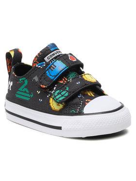 Converse Converse Sneakers aus Stoff Ctas 2V Ox 770213C Grau