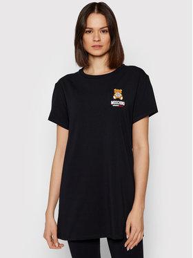 MOSCHINO Underwear & Swim MOSCHINO Underwear & Swim T-Shirt 1910 9021 Černá Relaxed Fit