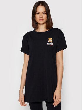 MOSCHINO Underwear & Swim MOSCHINO Underwear & Swim T-shirt 1910 9021 Noir Relaxed Fit