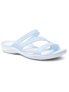 Crocs Crocs Чехли Swiftwater Sandal W 203998 Син