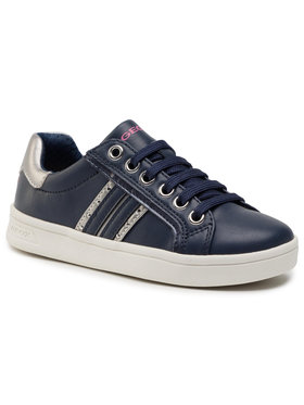 Geox Geox Sneakers J Djrock G. G J944MG 054AJ C0673 M Blu scuro