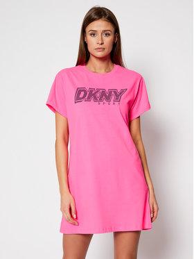 DKNY Sport DKNY Sport Každodenní šaty DKNY DP0D4347 Růžová Regular Fit