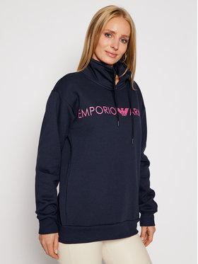 Emporio Armani Underwear Emporio Armani Underwear Суитшърт 164385 0A250 00637 Тъмносин Regular Fit