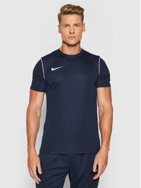 Nike Nike Koszulka techniczna Dri-Fit BV6883 Granatowy Regular Fit