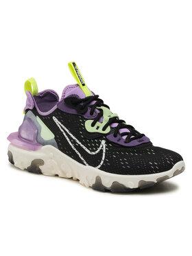 Nike Nike Boty React Vision CD4373 002 Černá